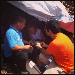 Palo Alto, Stanford doctors, nurses aiding typhoon victims | News