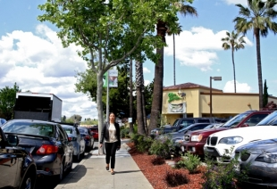 Palo Alto Three Story Building Proposed For Olive Garden Site