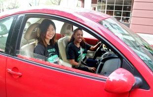 New Carpool Service Revs Up In Palo Alto News Palo