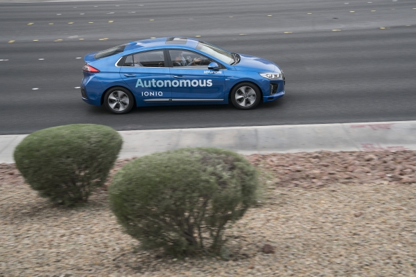 Startup forges partnerships for self-driving cars | News