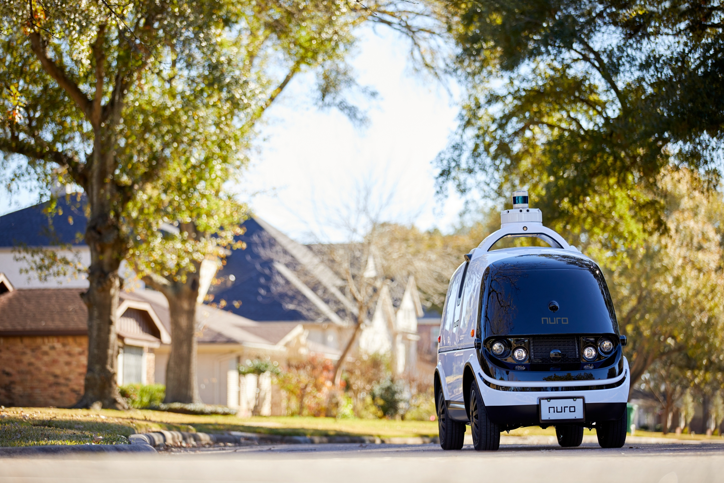 Mountain View tech startup Nuro lands state's first autonomous vehicle permit - Palo Alto Online